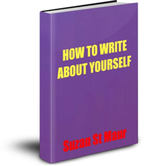 How to write a autobiographical essay about yourself